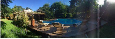 Hermosa Casa Quinta En Aregua, 3.335 Mts2 - Usd. 250.000