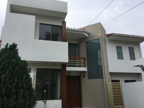 Hermosa Casa, Equipada, Completa En Condominio