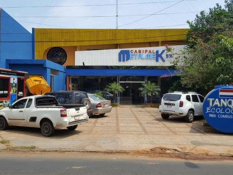 Vendo Edificio Sobre Choferes Del Chaco (entre Mcal Lopez Y Pacheco)