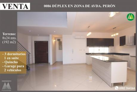 0086 Duplex A Estrenar, Zona Caracol Club