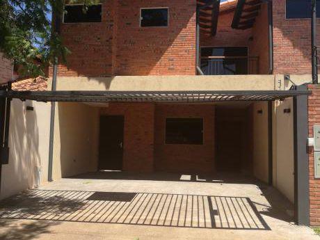 Vendo Hermoso Duplex A Estrenar ( Herrera ) Con Patio Y Opcion Piscina