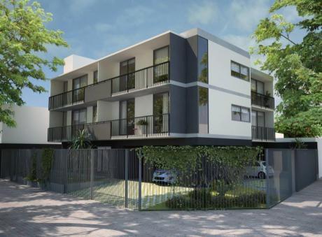 Excelente Apartamento De 2 Dormitorios Con Garage