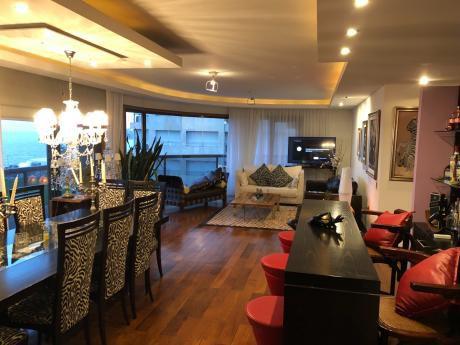Rambla Kibon. 3 Dorm En Suite, Servicio Completo. 2 Gge. único !!