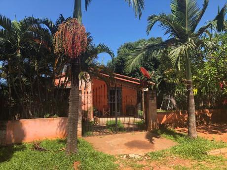 Vendo Casa En Luque!!