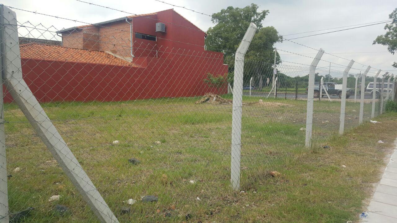 Vendo Terreno Por 375 M2 Sobre Madame Lynch,frente Al Parque Guasu