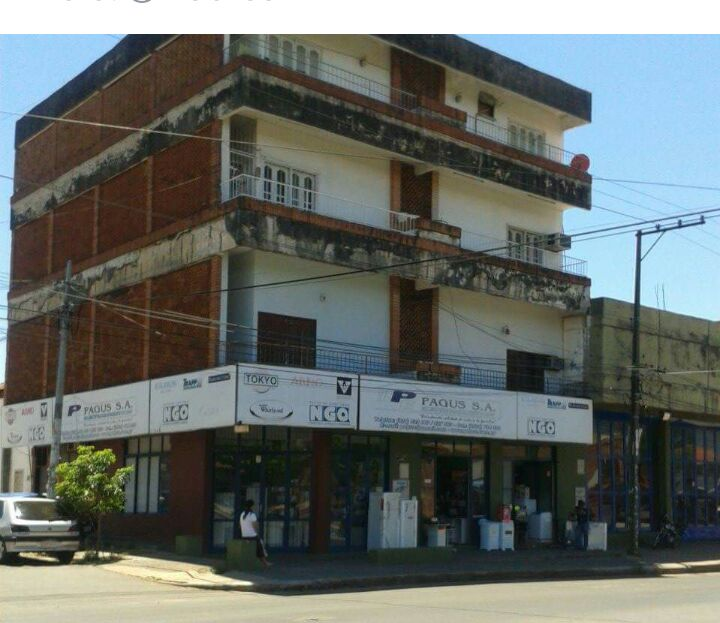 Vendo Edificio –asuncion- Km 5 –zona Multiplaza