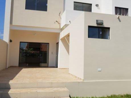 (512) Duplex A Estrenar S/ Calle Libertad Zona Nuevo Stock Luque