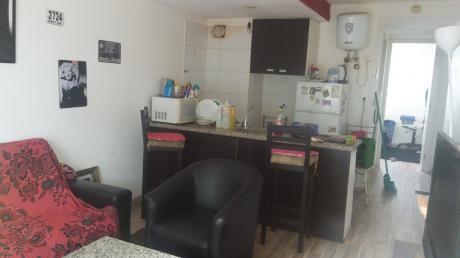Alquiler De Cómodo Apartamento En Pocitos Nuevo, 1 Dormitorio.