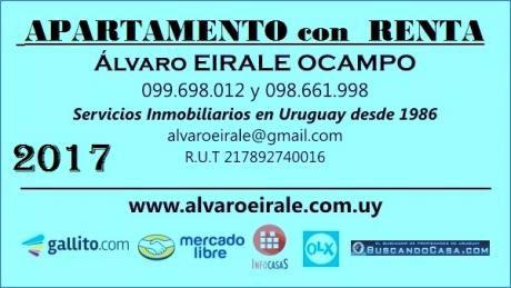U120533 139.000= San Salvador Y Salterain Con Renta $ 17.000=