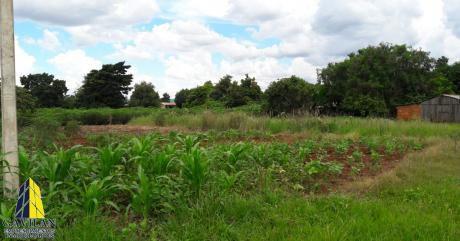Seis Terrenos Juntos En Minga Guazú