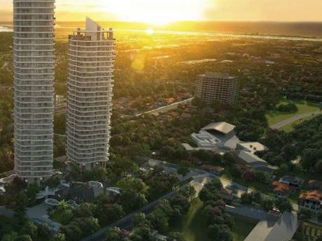 Capital Presenta Jade Park.
