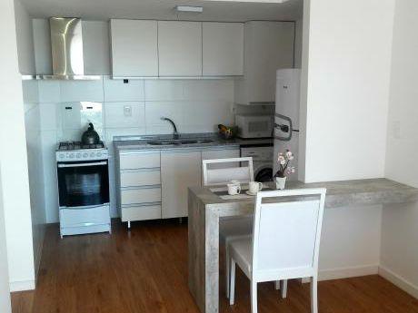 Venta Apartamento De Un Dormitorio A Estrenar U76443 157.000 Torres Nuevocentro