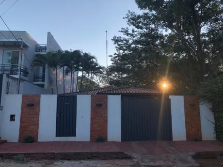 Vendo Casa En Lambare