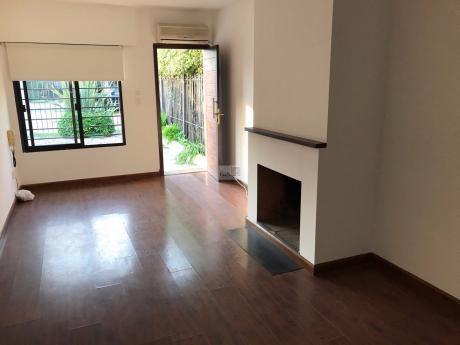 Alquiler De Casa 1 Dormitorio En Carrasco