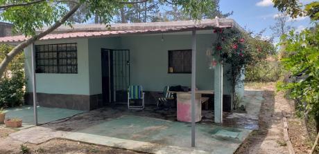 Casa Modesta Con Amplio Terreno En Pinar Norte
