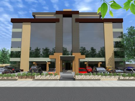 Edificio Corporativo Kmf