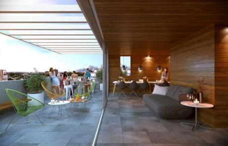 Excelente Monoambiente Con Terraza - Penthouse