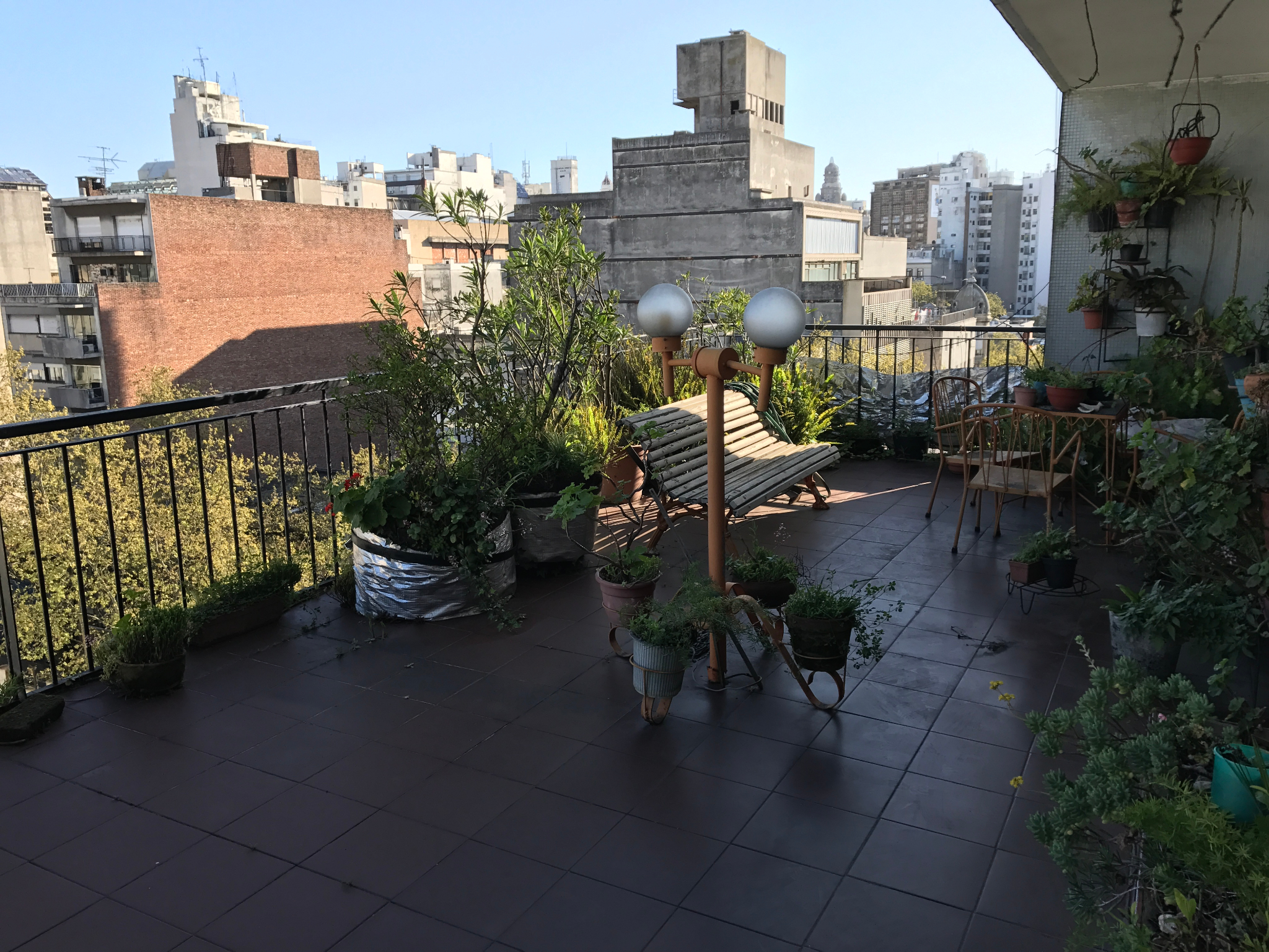 Venta pent house Centro 3 dormitorios