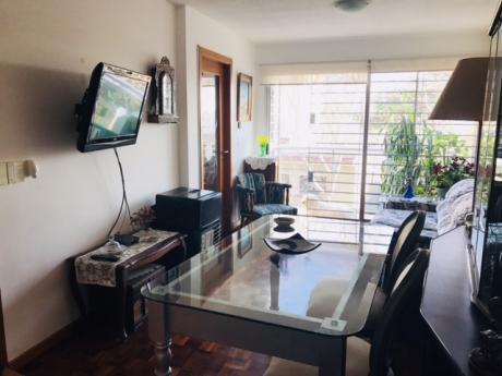 Venta Apartamento 1 Dormitorio Pocitos Con Garage!!
