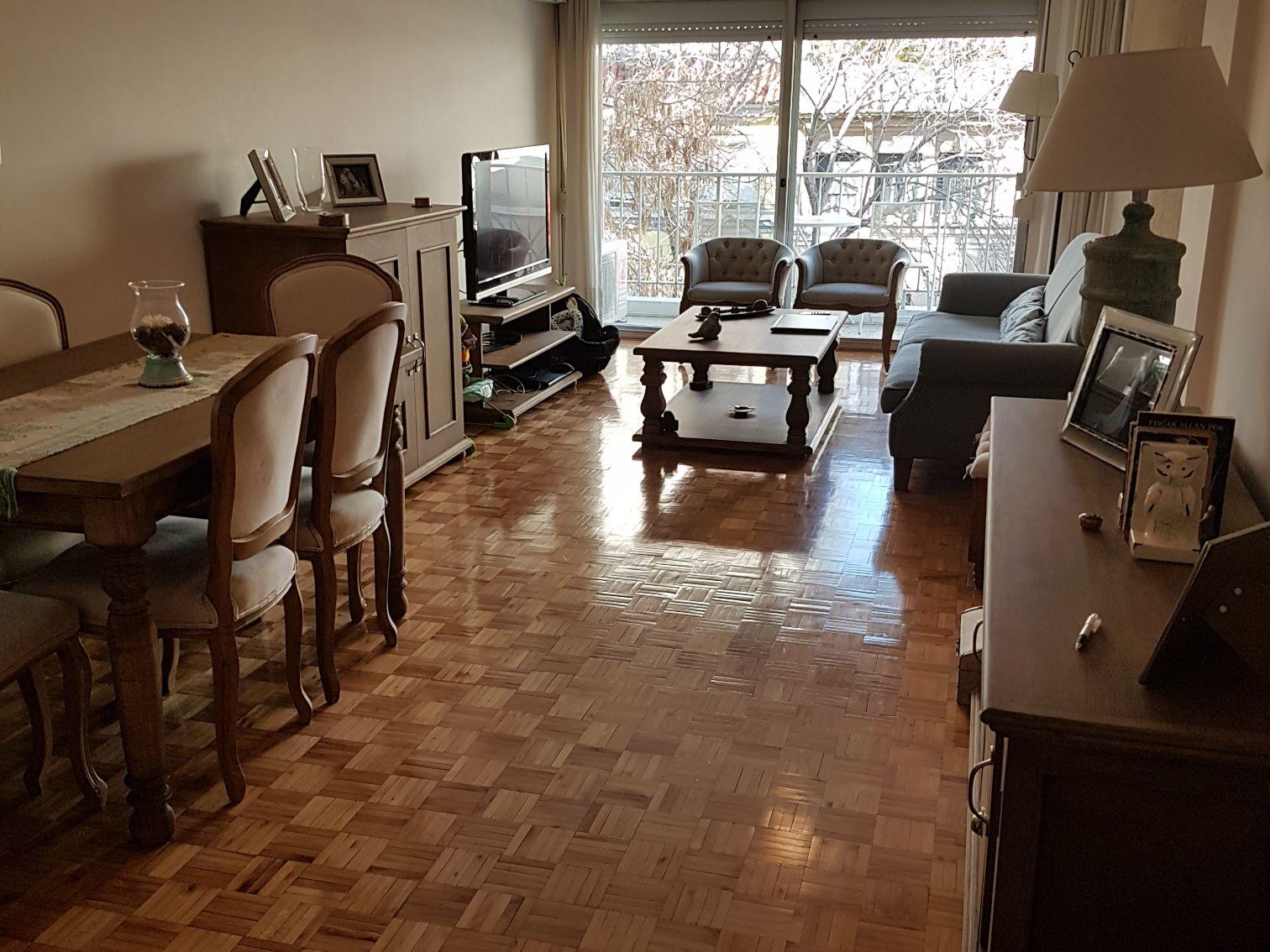 Venta apartamento Pocitos 3 dormitorios