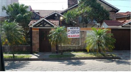 Casa En Alquiler Zona Las Palmas