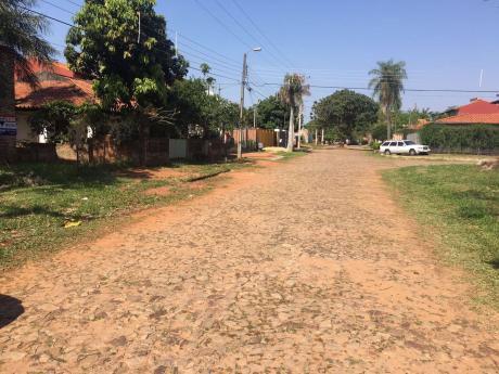 Terreno En Luque - Villa Adela