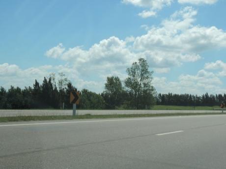 Ruta 5 Y Perimetral, Salida A 2 Calles