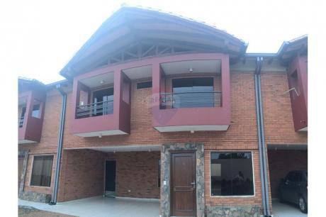 Alquilo Hermoso Duplex En Condominio Annabella
