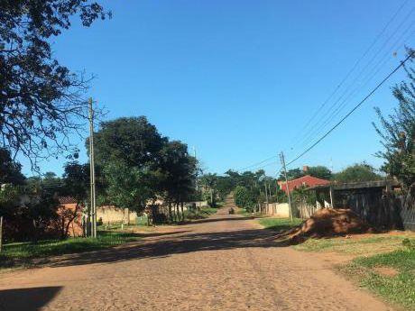 Vendo Terreno En Ñemby(barrio San Carlos)