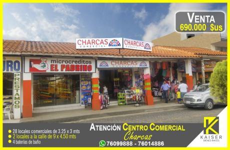 Comercial Rentable En Venta