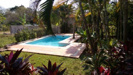 Alquilo Hermosa Casa En San Bernardino - Temporada !!!