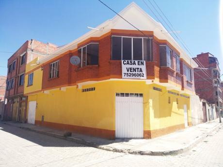 Casa En Venta En Ciudad Satelite A Tres Cuadras De La Av.del Policia