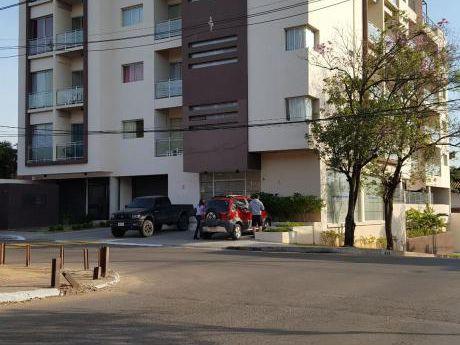Alquilo Departamento En Barrio Jara