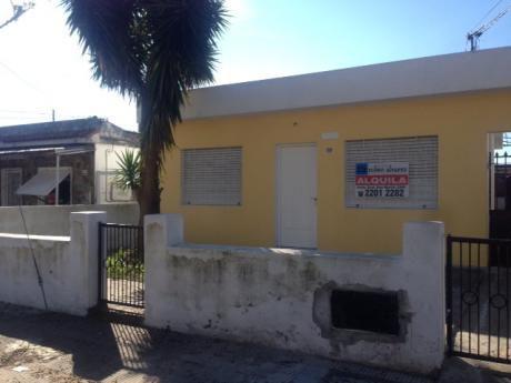 Casa Al Fte,1 Dormitorio.calle Rancagua