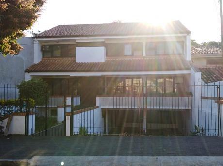 Alquilo Casa Para Oficinas Corporativas Villa Morra / Recoleta.