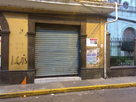 General Achá Local Comercial En Alquiler En El Centro De La Ciudad