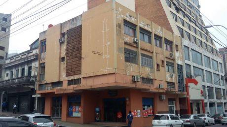 Vendo Edificio En El Centro De Asunción