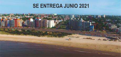 Torre Arenas - Monoambiente  Fte. Al Mar