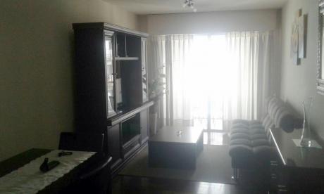 Apartamento, 1 Dormitorio, Terraza, Vista Al Mar, Amueblado, Pocitos
