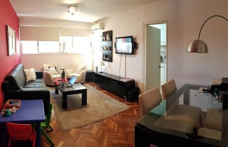 Apartamento 2 Dormitorios, Centro, Barbato Y Colonia.