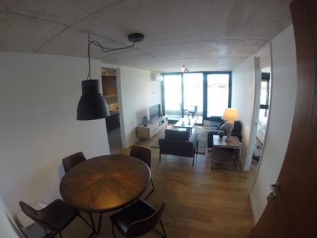 Apartamento Amueblado Con Vista Al Lago!