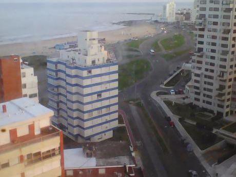 Excelente Departamento En Venta De 3 Dormitorios Con Vista Al Mar!!!