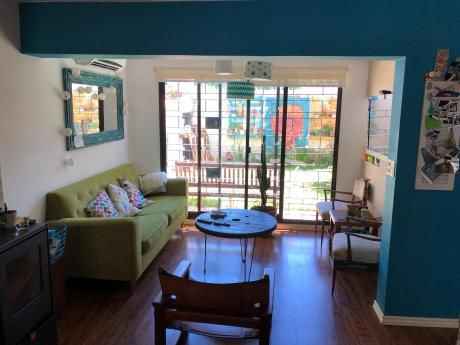 Impecable, 3 Dormitorios 2 Baños Fondo Verde Con Parrillero