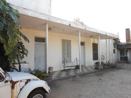 Casa Quinta Con 4 Propiedades + 2 Galpones Y Varios Cultivos