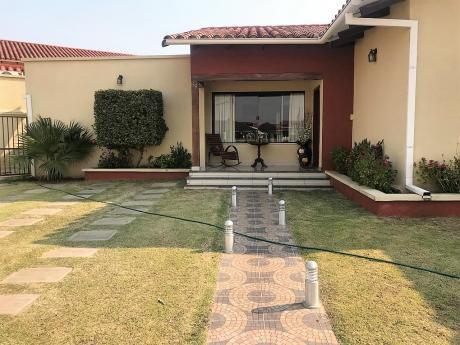Casa Amoblada En Alquiler Condominio Zona Norte