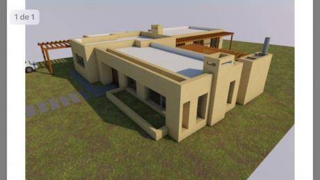 Excelente Casa En Altos De La Tahona.a Estrenar. Gran Terreno