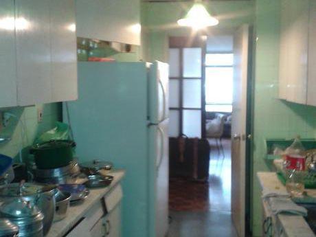 Apartamento Con Vista Al Mar En Pocitos Nuevo