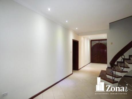 Alquiler Hermosa Amplia Casa En Cond. Z/norte