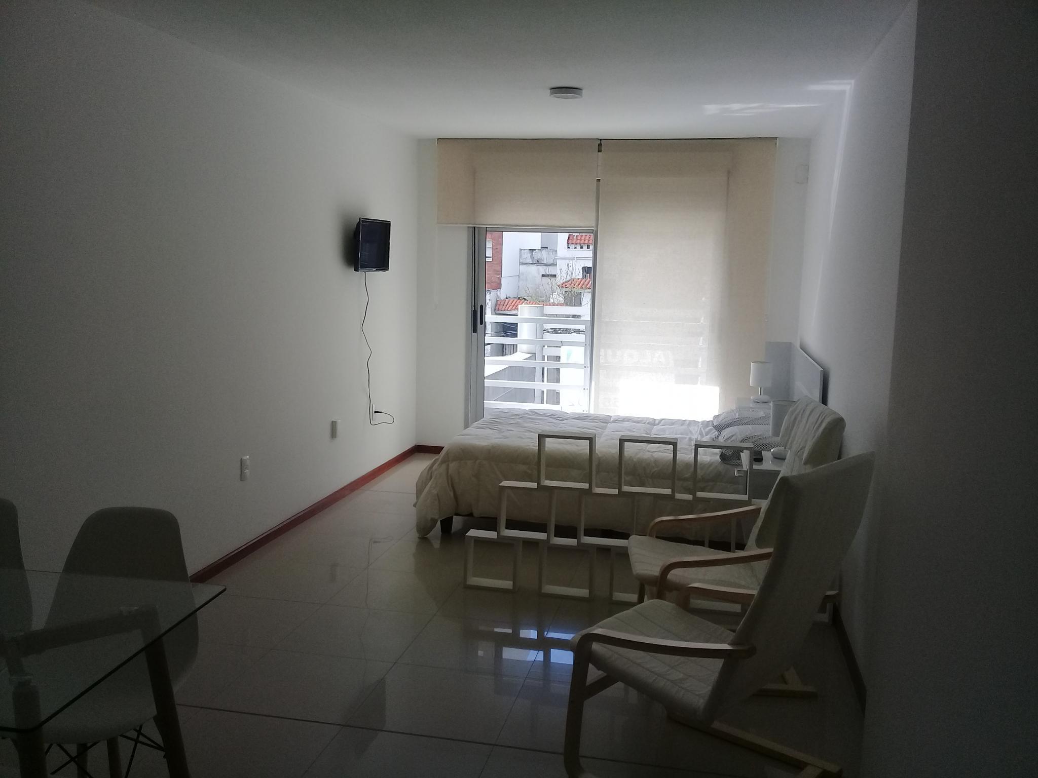 ALQUILER TEMPORARIO Amueblado Equipado  Garage - POCITOS - PARQUE RODO