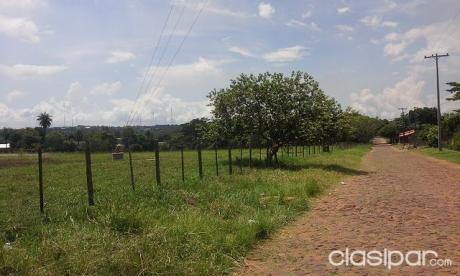 Villa Elisa - Amplio Terreno De 1ha 8.462mts2 Zona Altamente Residencial